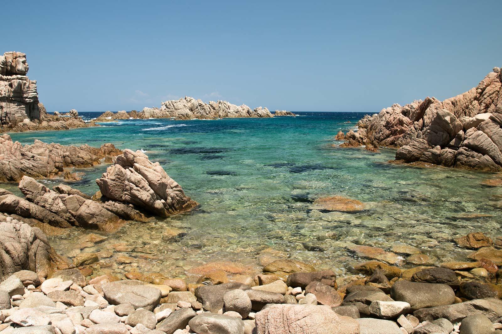 Costa Paradiso in Sardinien fotografiert von Stefanie Reindl