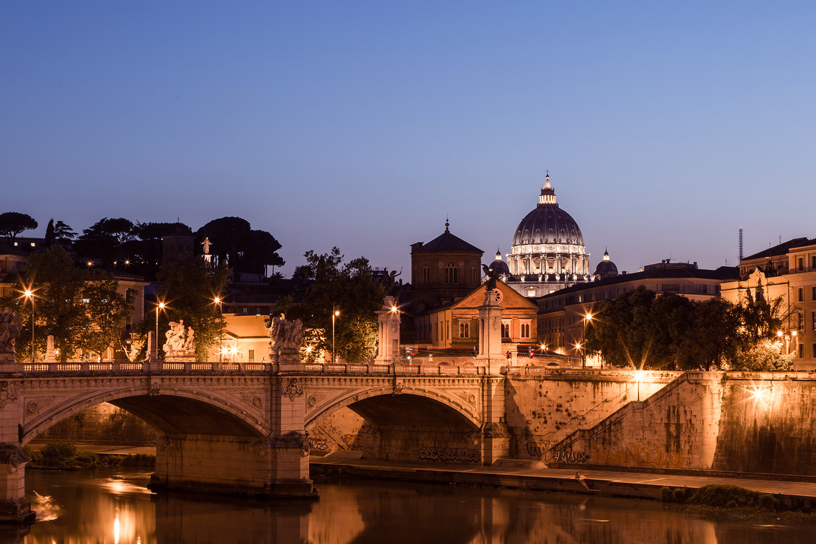 Rom Reisebericht Petersdom