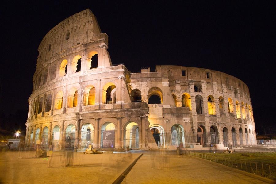 Reisebericht Rom Palatin und Forum Romanum