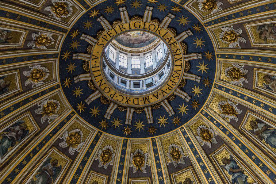Reisebericht Rom Petersdom
