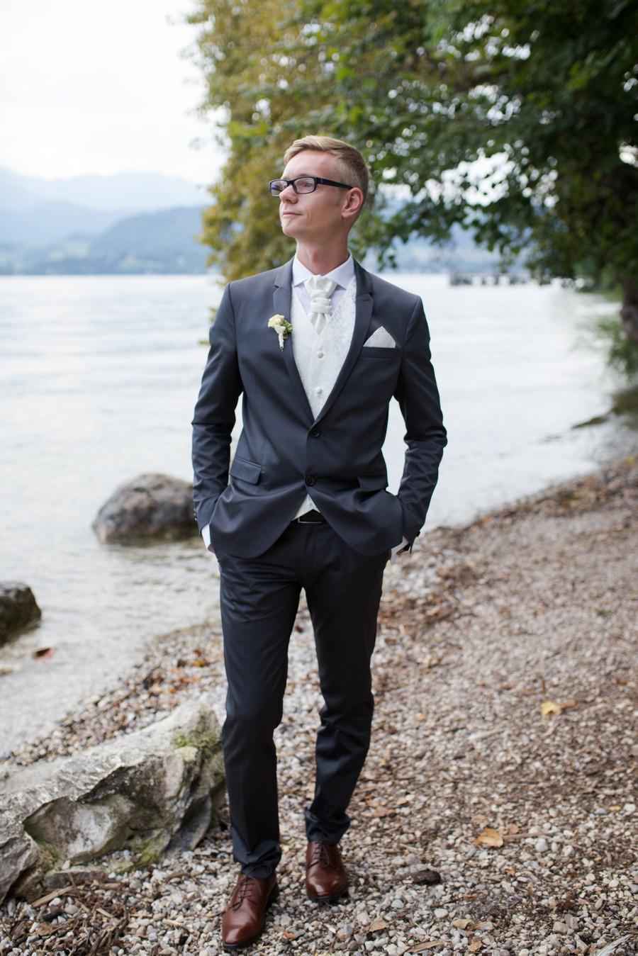Hochzeit in der Villa Toscana in Gmunden am Traunsee | Hochzeitsfotograf Gmunden Stefanie Reindl Photography