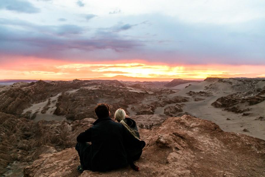 Valle de la Luna in San Pedro de Atacama | Chile Reisebericht: Eine Rundreise mit dem Campervan durch Chile und Argentinien | Rolling Adventure | Stefanie Reindl Photography