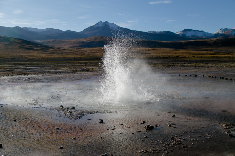 El Tatio Geysir | Chile Reisebericht: Eine Rundreise mit dem Campervan durch Chile und Argentinien | Rolling Adventure | Stefanie Reindl Photography