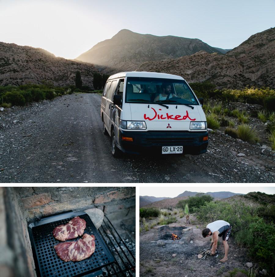 Chile Reisebericht: Eine Rundreise mit dem Campervan durch Chile und Argentinien | Rolling Adventure | Stefanie Reindl Photography