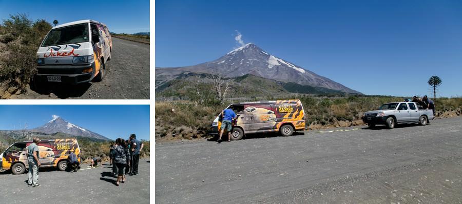 Panne auf der Carretera Austral   Roadtrip Chile und Argentinien   Patagonien Reise   Rolling Adventure