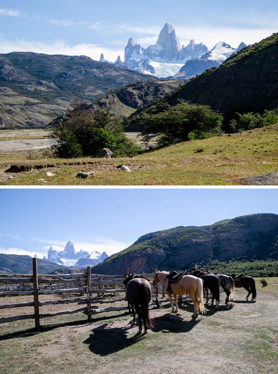 El Chalten Fitz Roy   Reiten El Relincho   Roadtrip Chile und Argentinien   Patagonien Reise   Rolling Adventure