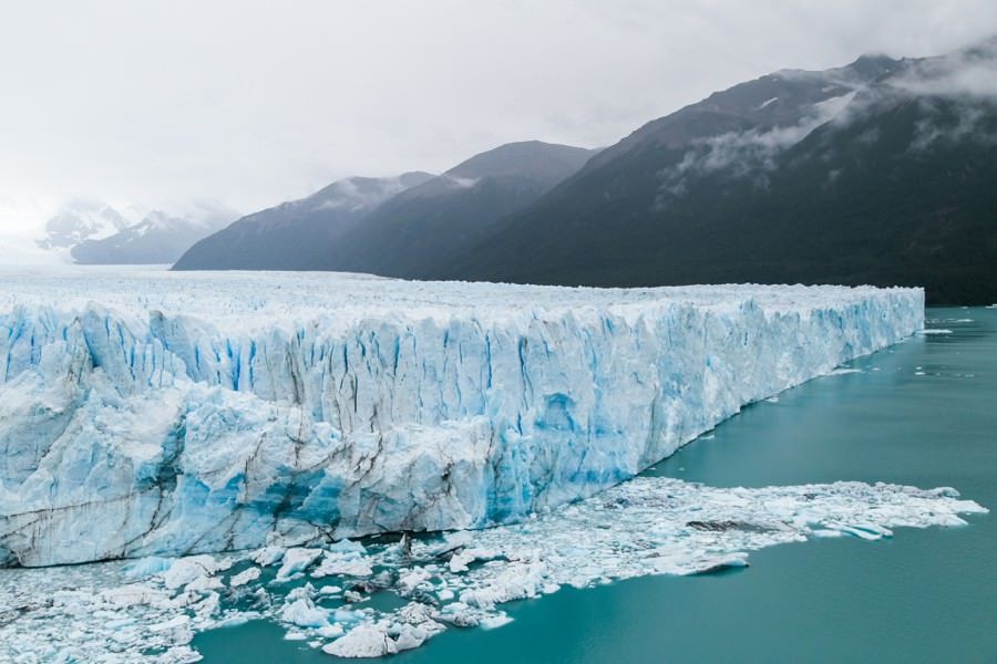 Perito Moreno Gletscher   Los Glaciares National Park   Roadtrip Chile und Argentinien   Patagonien Reise   Rolling Adventure