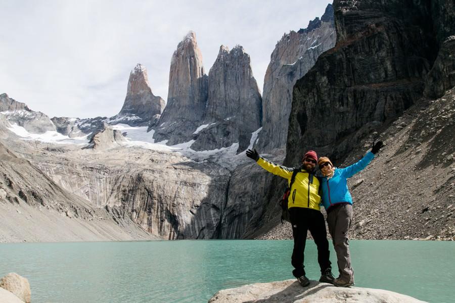 Base Torres del Paine   Patagonien Trekking   Roadtrip Chile und Argentinien   Patagonien Reise   Patagonien Bilder von Rolling Adventure