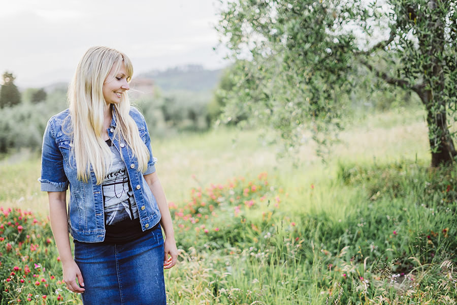 Stefanie Reindl ist Fotografin spezialisiert auf Portrait- und Hochzeitsfotografie