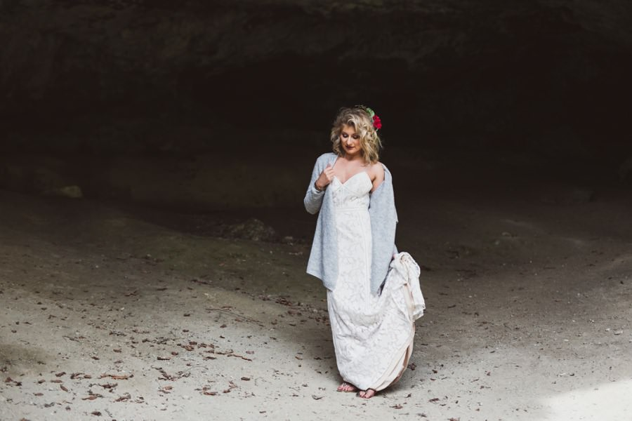Bohemian Brautkleid