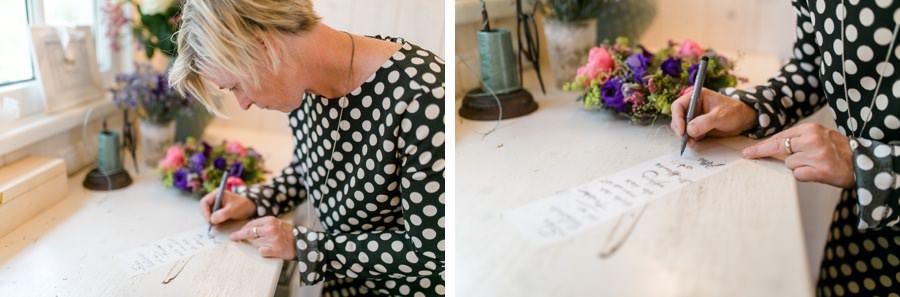 Imagefotos für Floristin Lisi Prelog vom Blätterwerk in Abersee am Wolfgangsee | fotografiert von Werbefotograf Salzburg Stefanie Reindl Photography | Werbefotografie Salzburg und Salzkammergut