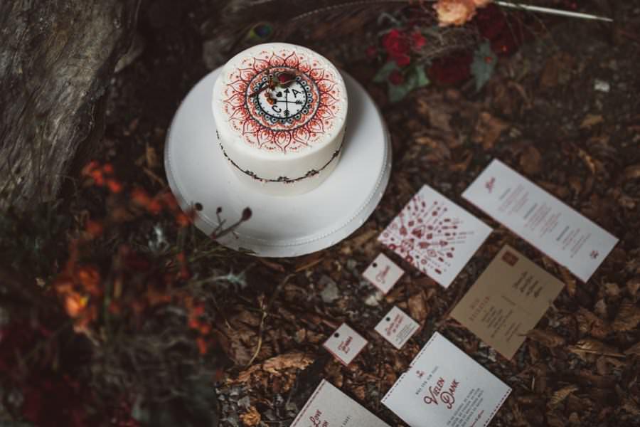 Inspiration einer Boho Hochzeit mit vielen wunderschöne Details | fotografiert von Stefanie Reindl Photography