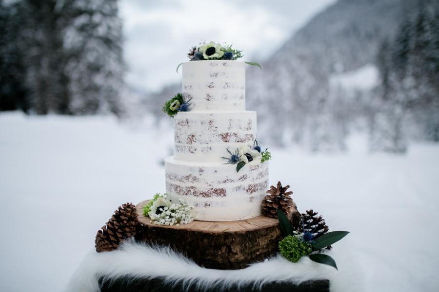 Winterhochzeit als Inspiration für zukünftige Hochzeiten - Stefanie Reindl Photography