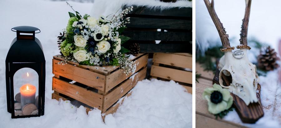 Ideen für deine Hochzeit im Winter - Stefanie Reindl Photography
