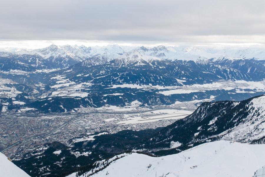 Ausblick Nordkette Innsbruck | Stefanie Reindl Photography