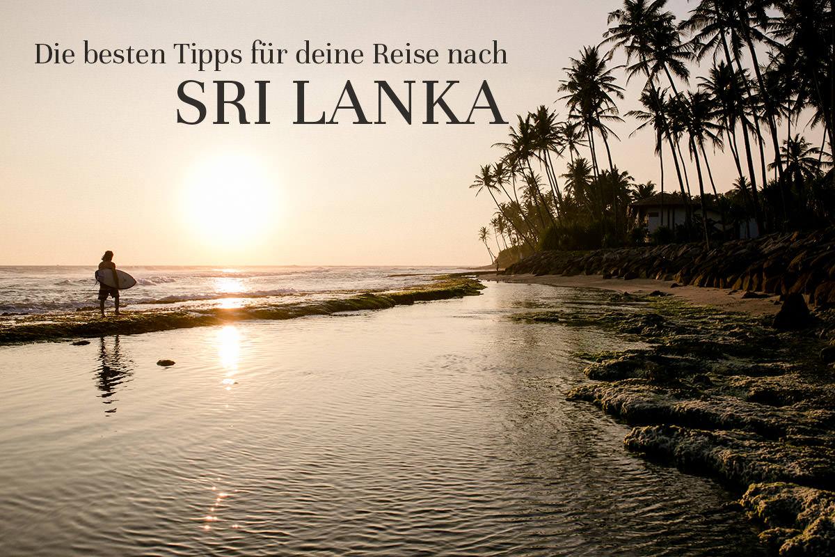 Sri Lanka Reisebericht mit den besten Tipps und tollen Bildern von Photo and Adventures