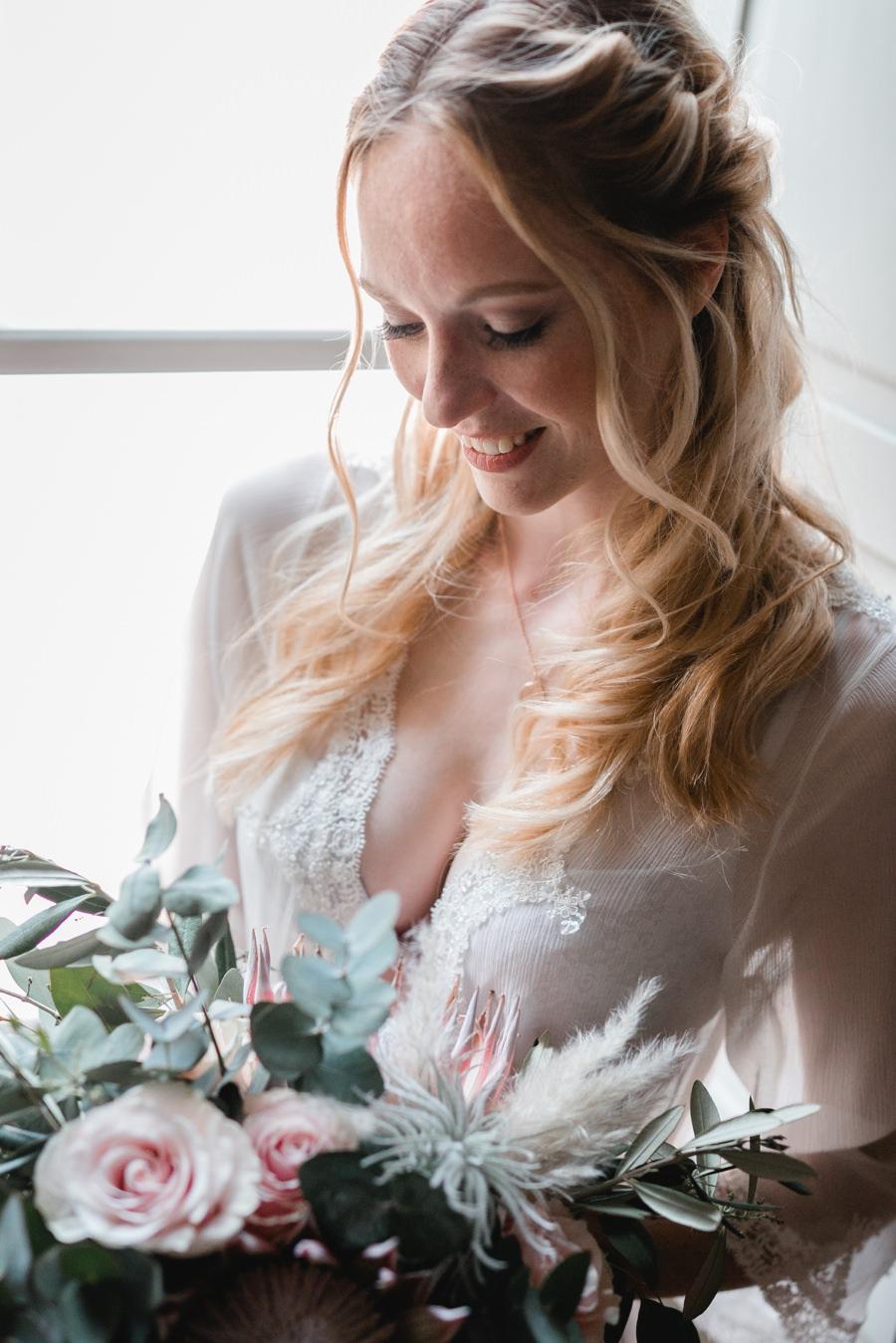 Braut Boudoir Shooting - eine sinnliche Erinnerung für Braut und Bräutigam by Stefanie Reindl Photography