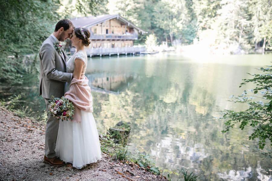 traumhafte Hochzeit am See | Stefanie Reindl Photography