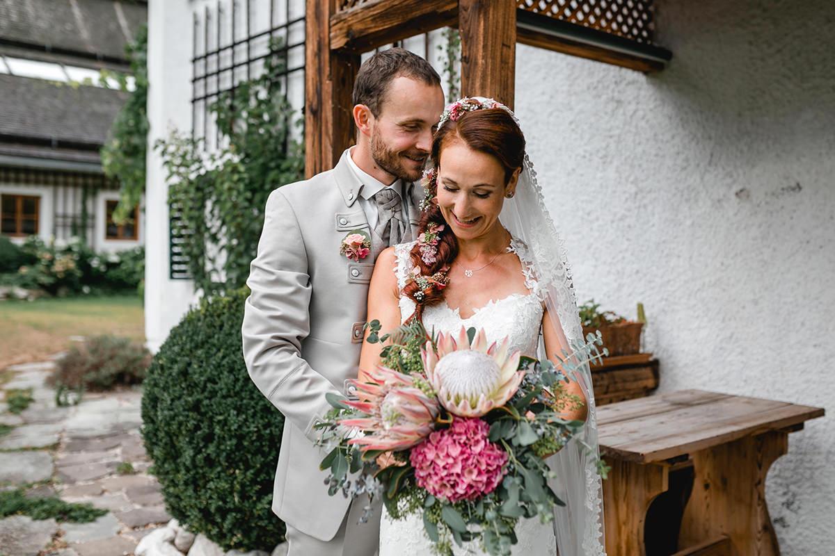 Hochzeit Mondsee - Heiraten im schönen Salzkammergut | Hochzeitsfotografin Mondsee Stefanie Reindl Photography