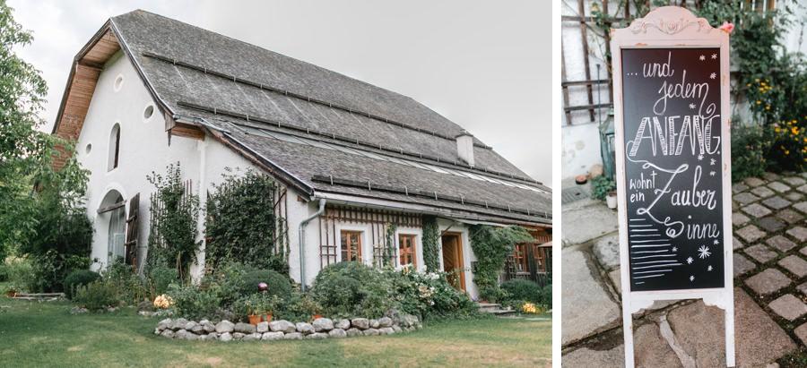 Heiraten am Kulturgut Höribach in Mondsee | Foto: Stefanie Reindl Photography