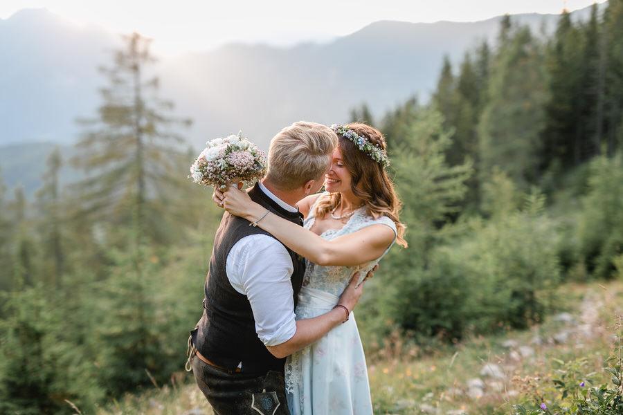 Almhochzeit in Tirol | Hochzeitsfotograf Stefanie Reindl Photography