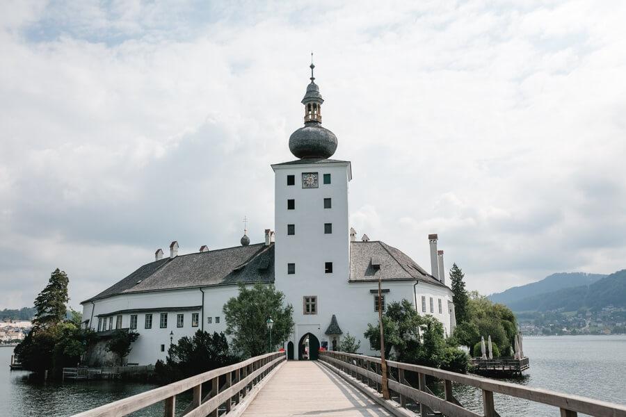 Schloss Orth - die schönsten Hochzeitslocation im Salzkammergut