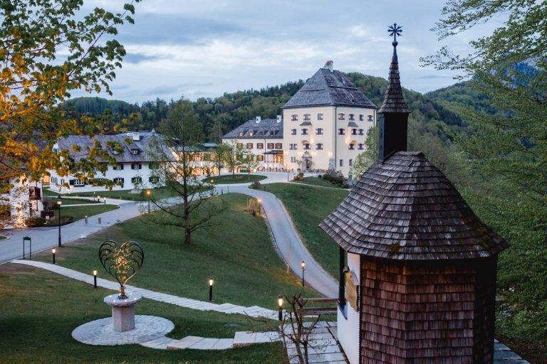 Schloss Fuschl - Top Hochzeitslocation in Salzburg Umgebung | Stefanie Reindl Photography