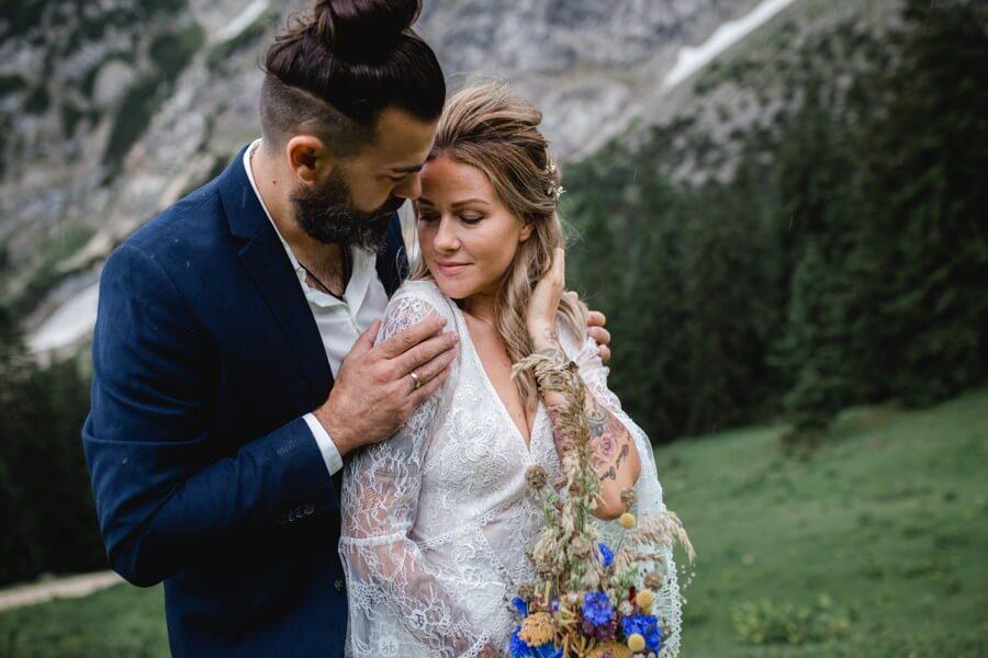 Heiraten in den Bergen - Stefanie Reindl Photography