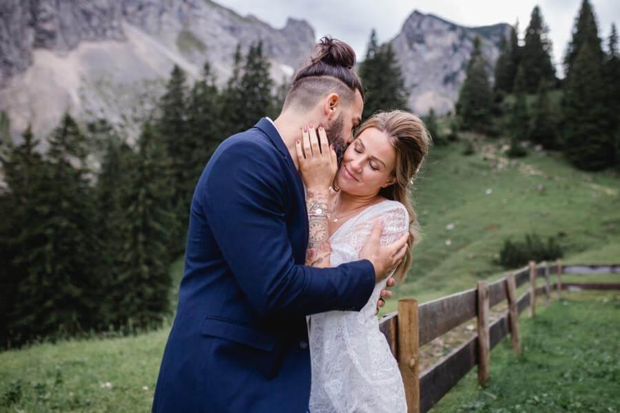 Heiraten in den Bergen - Ideen für deine Berghochzeit