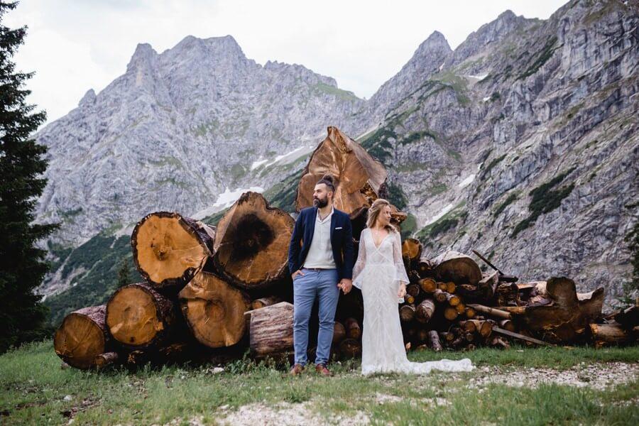 Hochzeit feiern in den Bergen - Stefanie Reindl Photography