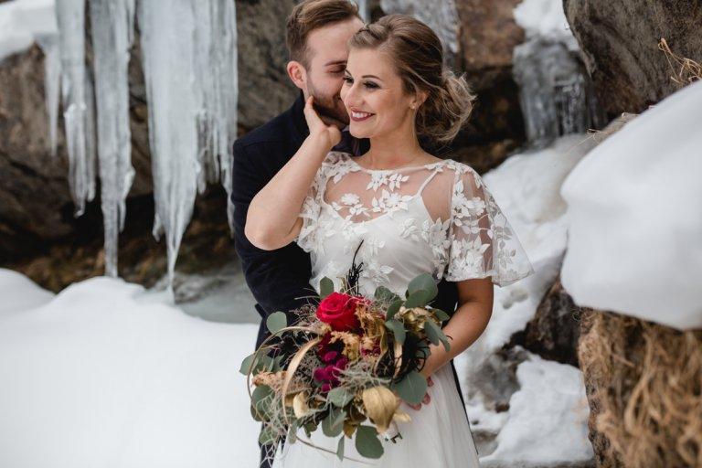 Winterhochzeit in Österreich - Die schönsten Hochzeitslocations in den Alpen - Stefanie Reindl Photography