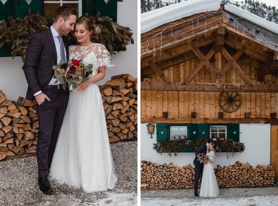 Ideen zur Winterhochzeit in Österreich - Stefanie Reindl Photography