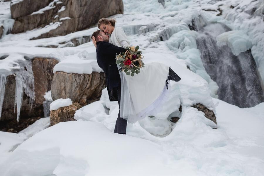 Winterhochzeit in Österreich - Stefanie Reindl Photography