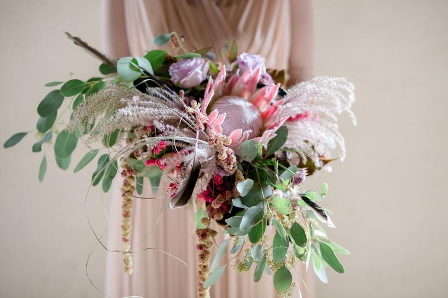 Brautstrauß von der Floralen Werkstatt - Stefanie Reindl Photography