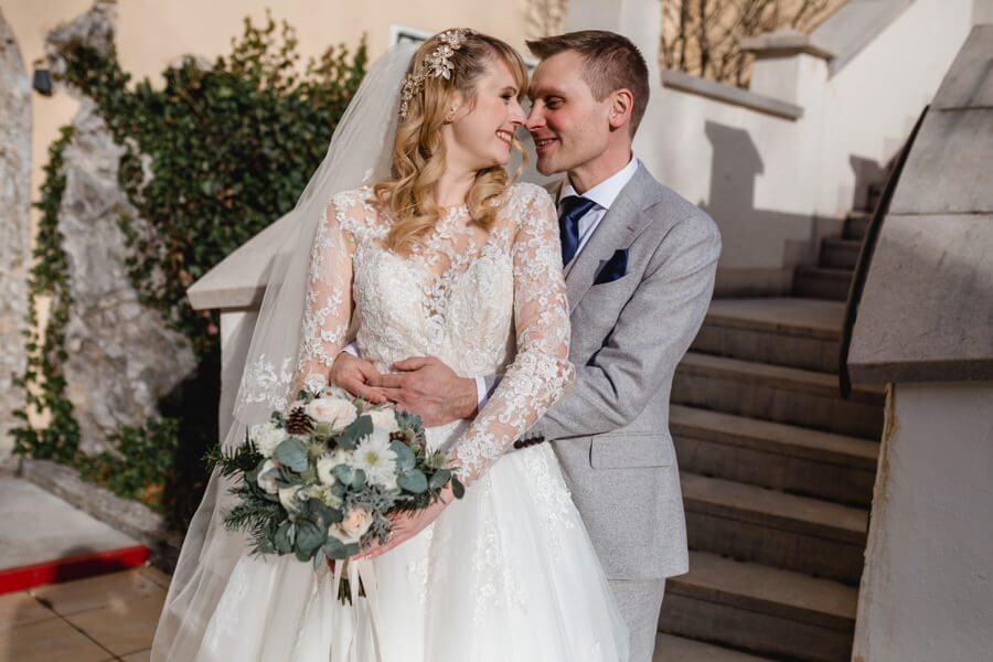 Heiraten im Schloss Fuschl