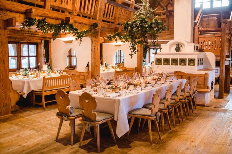 Hochzeitslocation Laimer-Urschlag in Strobl am Wolfgangsee